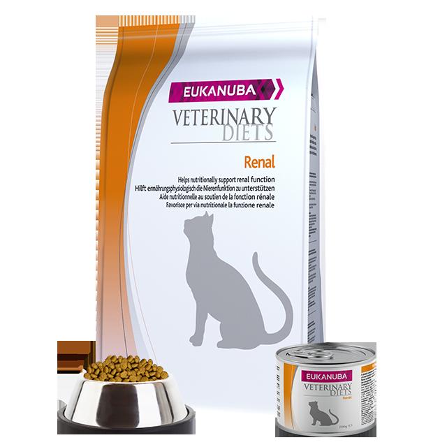 renal diet feline food
