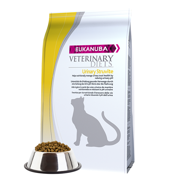 Urinary Struvite Cat Food Eukanuba
