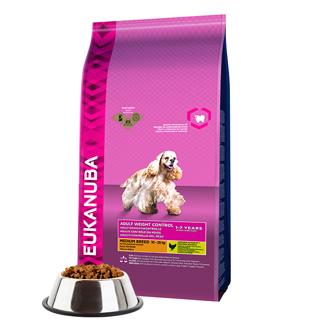 Adult Medium Breed Dog Food For Overweight Dogs Chicken