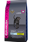 EUKANUBA ADULT DRY DOG FOOD FOR LARGE BREED CHICKEN