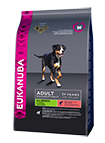 EUKANUBA ADULT DRY DOG FOOD FOR ALL BREEDS SALMON & RICE