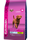 EUKANUBA ADULT DRY DOG FOOD WEIGHT CONTROL LARGE BREED CHICKEN