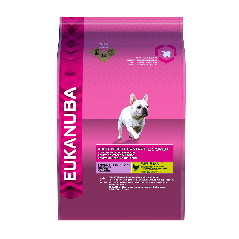 Eukanuba Small Breed Weight Control Dog Food