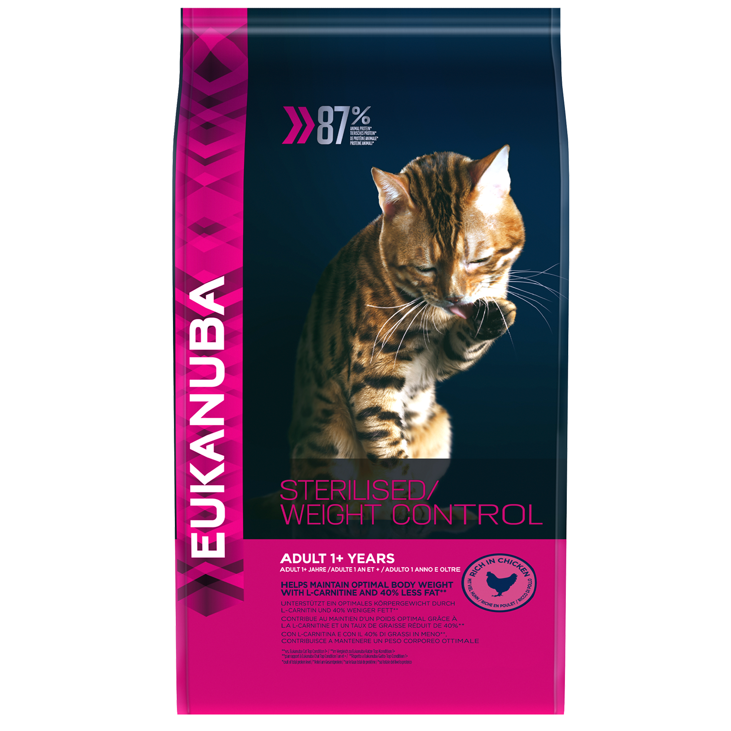 Premium Dry Cat Food Uk
