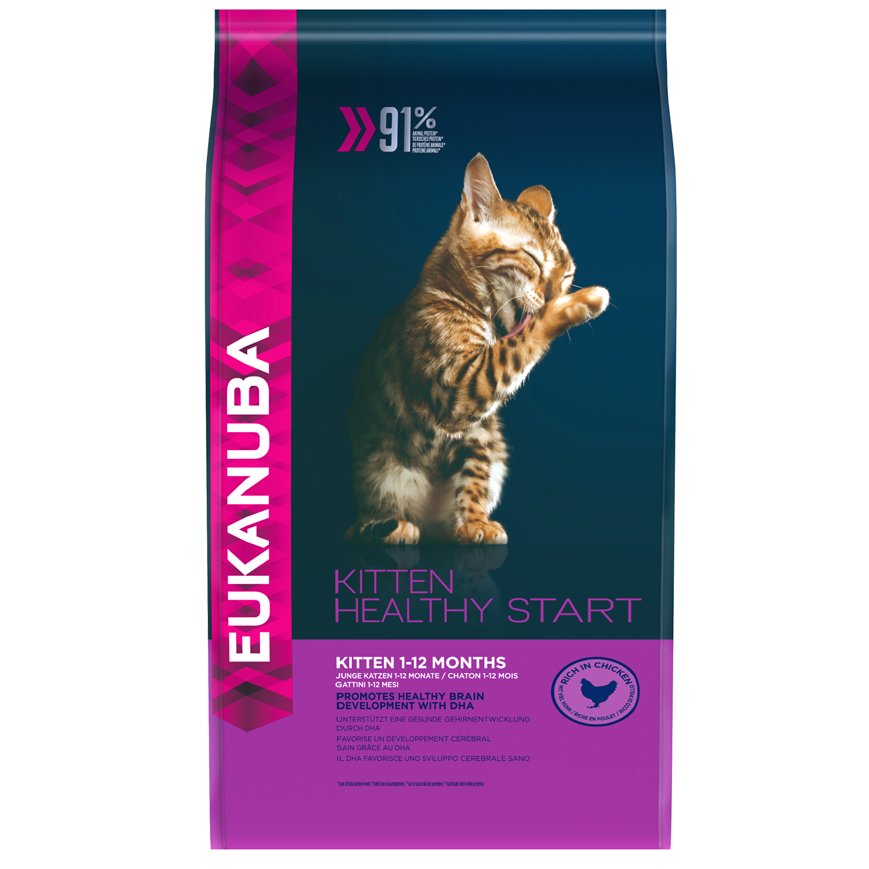 Eukanuba Dry Cat Food