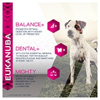 EUKANUBA Adult Dry Dog Food For Jack Russell Terrier Chicken RTP KB