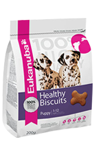 EUKANUBA Puppy Dog Treats Healthy Biscuits For All Breeds RTP FOP